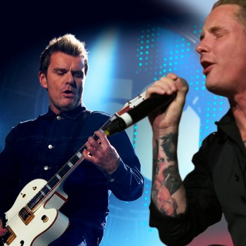 Billy Duffy & Corey Taylor