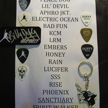 The Cult Set List 22-12-2013