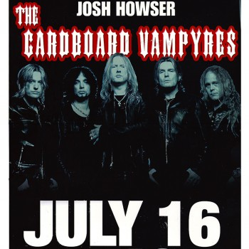 Cardboard Vampyres Poster -2004
