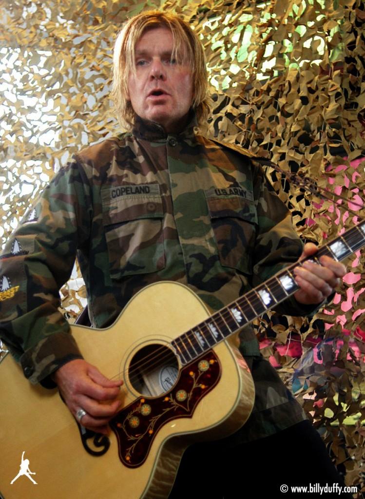 Billy at Empire Rocks! 2007