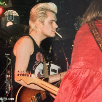 Smokin'… with the 'Balaam Brothers' – 1985