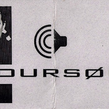 Coloursound Launch Party Invite – 1998