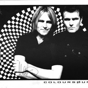 Coloursound Press Photo
