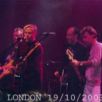Dead Men Walking with Mick Jones – 2003