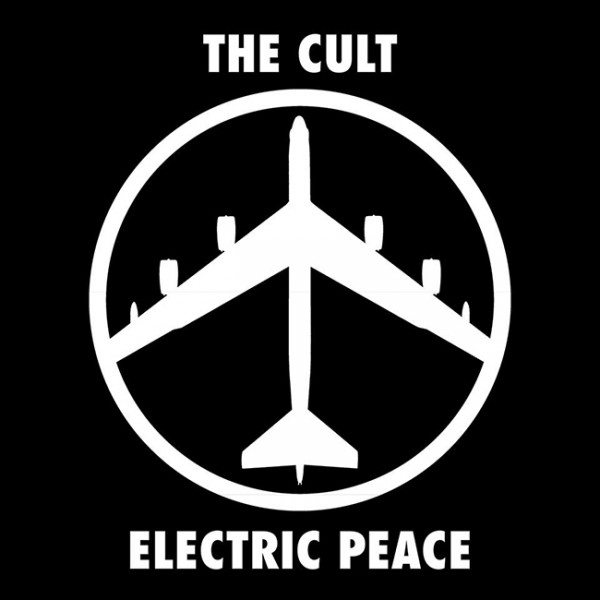 The Cult - Electric Peace Cover