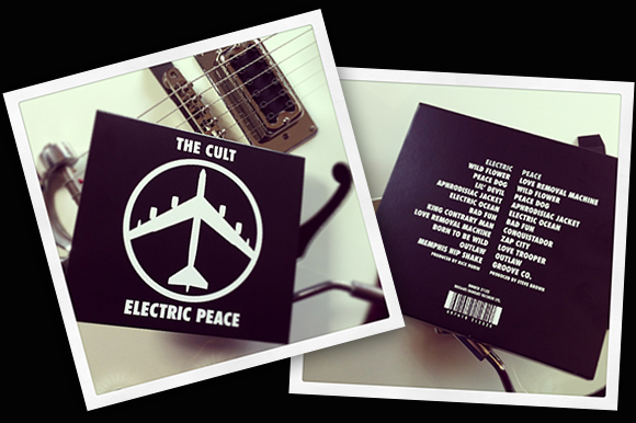 The Cult 'Electric Peace'