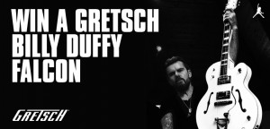 Win a Gretsch Billy Duffy Falcon