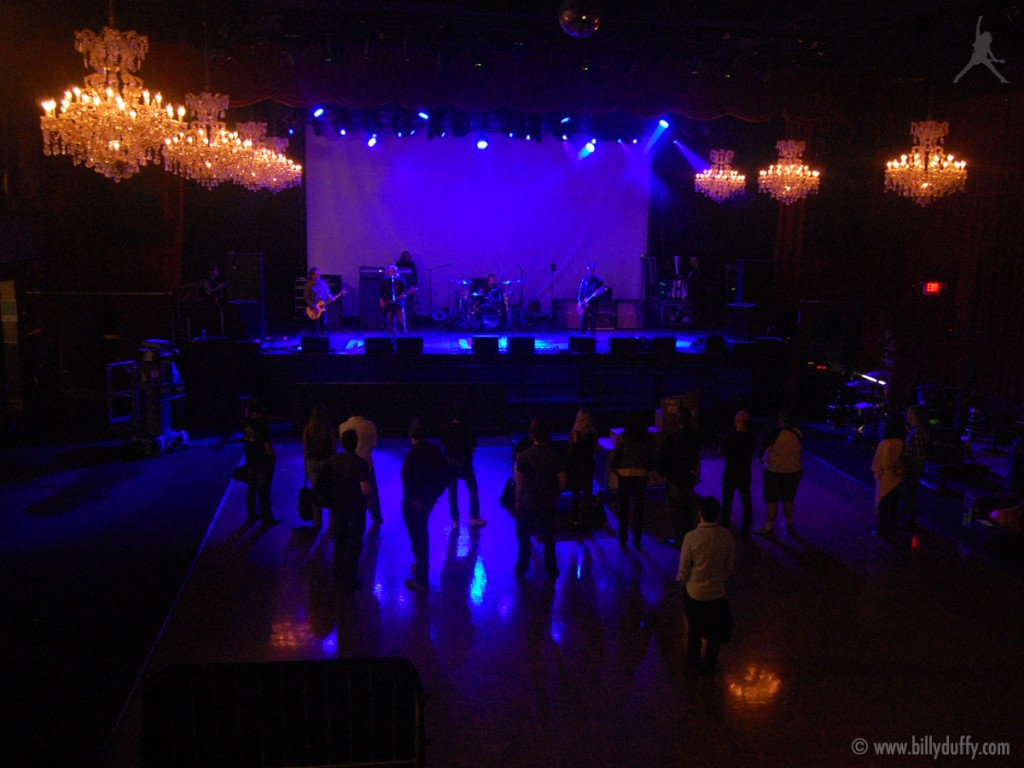 The Cult 'Electric 13' Soundcheck at The Fillmore, San Francisco