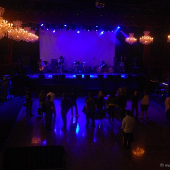 'Electric 13' Soundcheck at The Fillmore, San Francisco