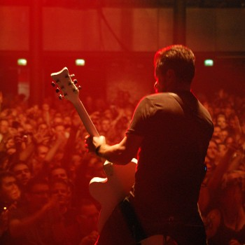 Rocking the Roundhouse