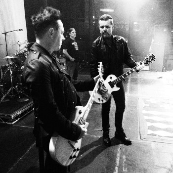 Guitar Soundcheck in London