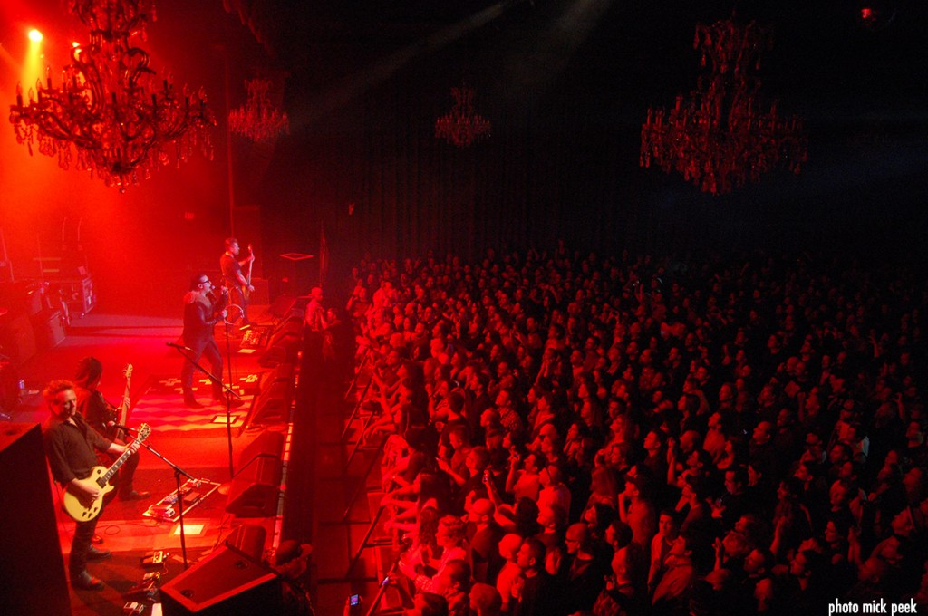 The Cult at The Fillmore, San Francisco