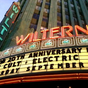 The Cult at The Wiltern – 'Electric 13'