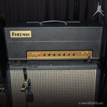 Bllly's Friedman Amp
