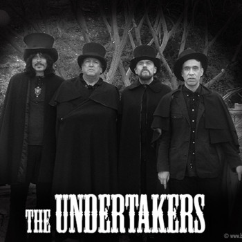 The Undertakers with Billy Duffy