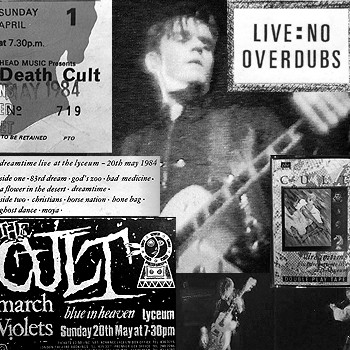 The Cult Dreamtime Live