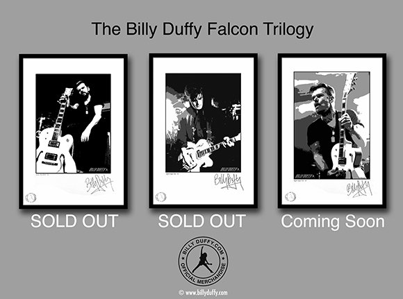 Billy Duffy Gretsch Trilogy Part 3 - Coming Soon