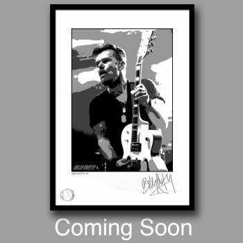 Billy Duffy Gretsch Trilogy Part 3