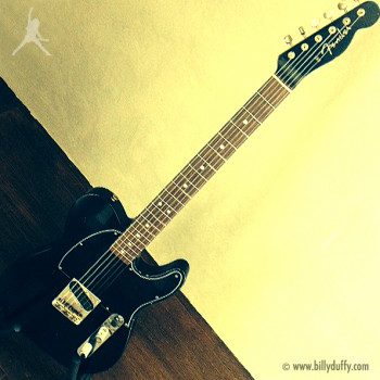 The BD Custom Fender 'Esquire'