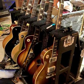 Rack of Gibsons