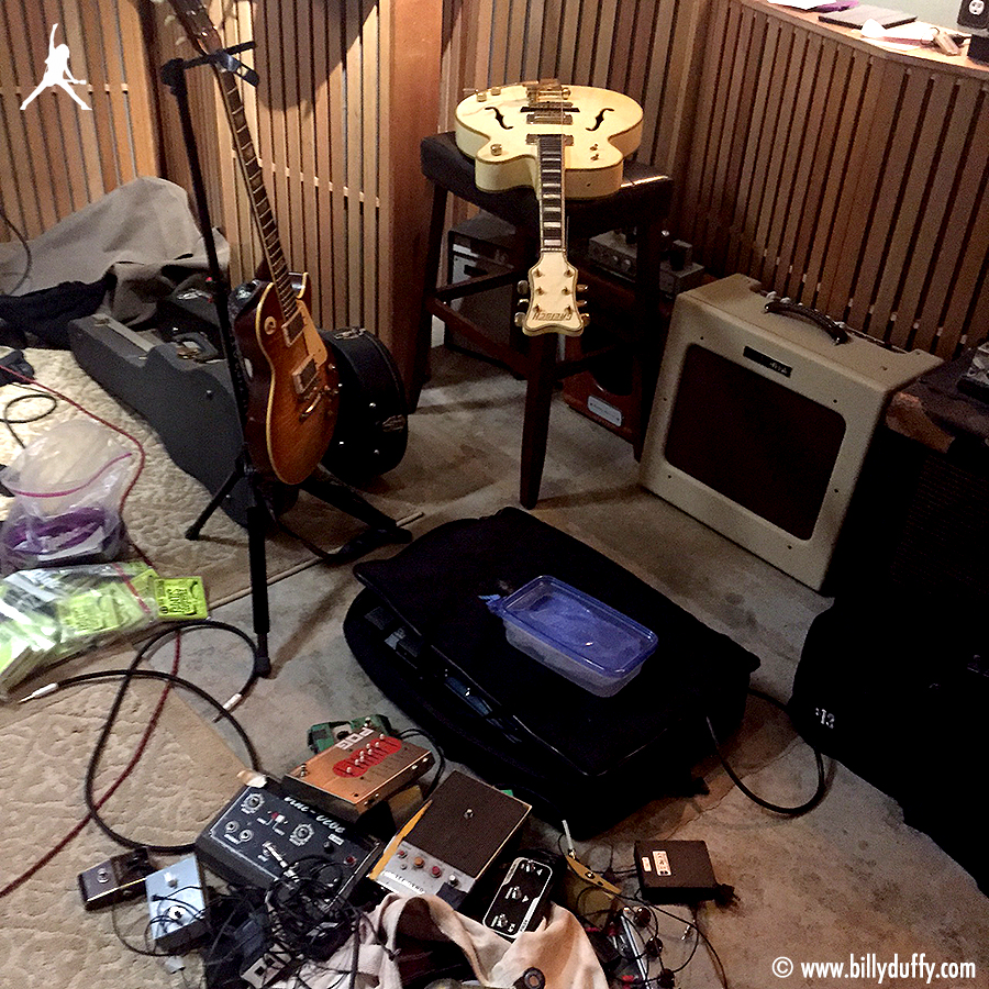 The Falcon & Les Paul
