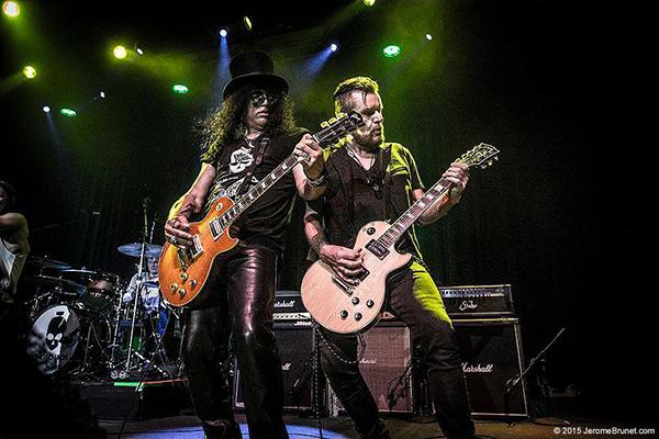 """""""Rock & Roll"""" with Sammy. Photo © JeromeBrunet.com"""