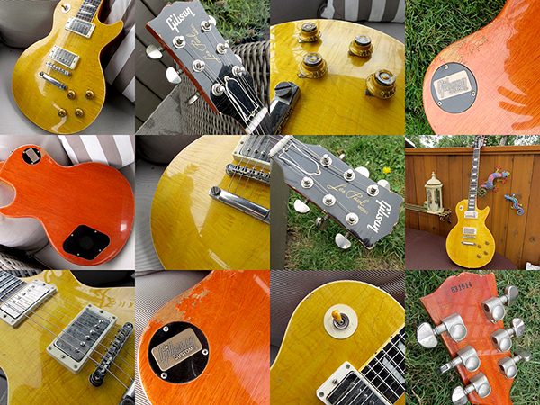 Billy's Gibson Les Paul '58