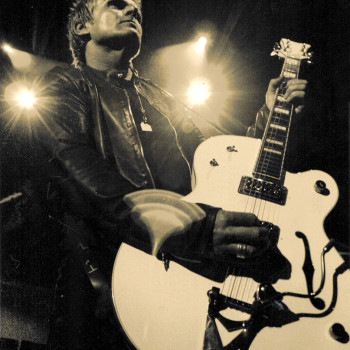 Billy Duffy & The Falcon live in 2011
