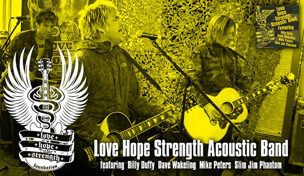 (Love, Hope) Strength