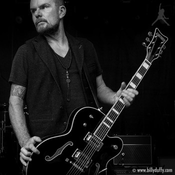 Gretsch G7593T Billy Duffy 'Black' Falcon