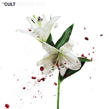 The Cult 'Hidden City' cover