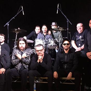 UK 'Alive in the Hidden City' Tour Team
