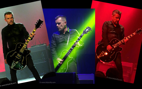 Billy Duffy 'Alive in the Hidden City' Fan Photos