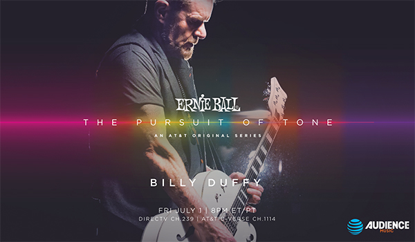 Billy Duffy - The Pursuit of Tone