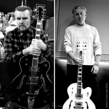 Billy Duffy & Kirk Brandon