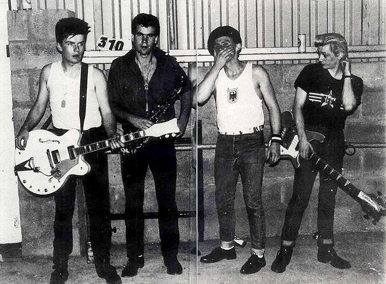 Theatre of Hate - 1981