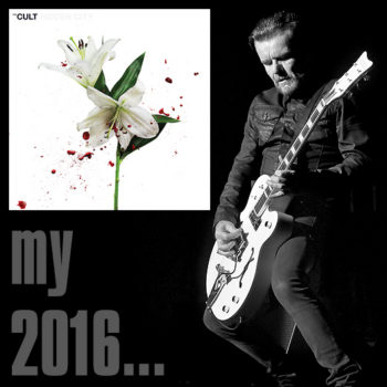 Billy Duffy ... my 2016...