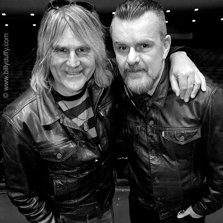 Mike Peters (The Alarm) & Billy Duffy (The Cult)