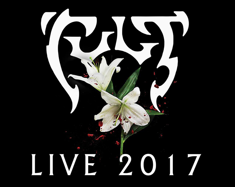 The Cult Live in 2017