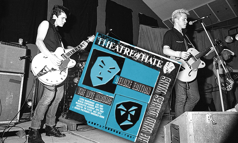 Theatre of Hate live in 1982