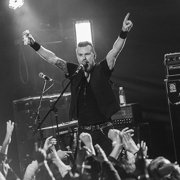 Billy Duffy in Brazil