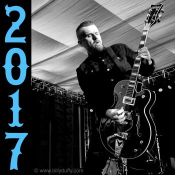 Billy Duffy 2017