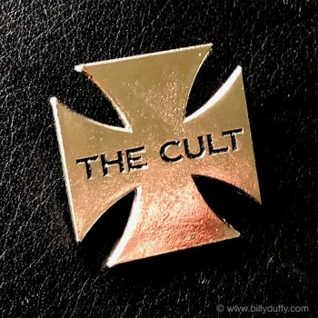 The Cult 'Sonic Temple' Badge