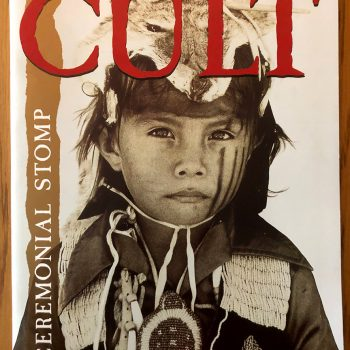 The Cult Ceremonial Stomp Tour Programme
