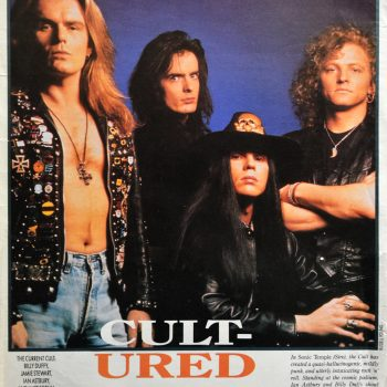 Cult-ured – 1989