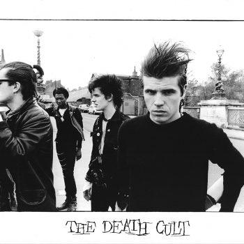Death Cult 'Suicide Bridge' Promo Photo