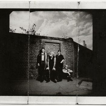 Magazine Photo Shoot Polaroid – 1994