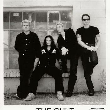The Cult Press Pic – 1999