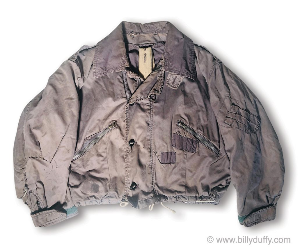 Billy Duffy's Death Cult Era Military Jacket