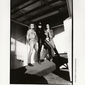 Sonic Temple Press Photo – 1989